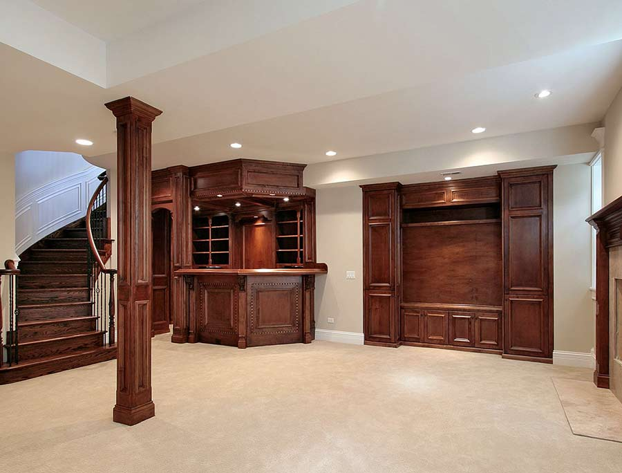 Client home remodeling project Chicago suburbs