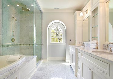 Chicago bathroom remodeling green day remodeling for Complete bathroom renovations